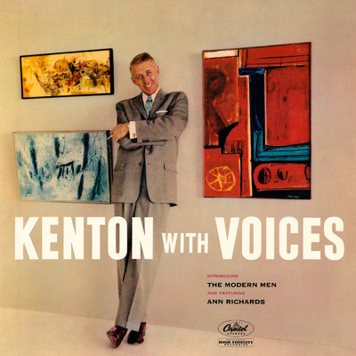 シングル/Lullaby Of The Leaves (featuring The Modern Men)/Stan Kenton