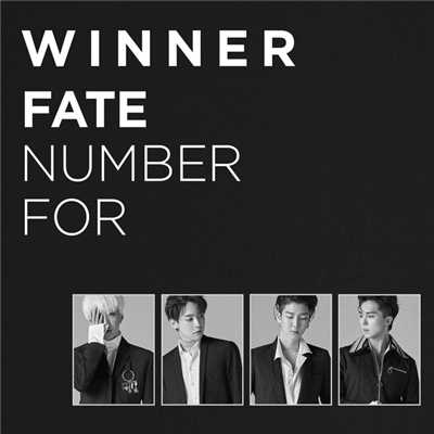 アルバム/FATE NUMBER FOR/WINNER