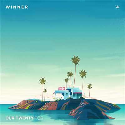 アルバム/OUR TWENTY FOR/WINNER