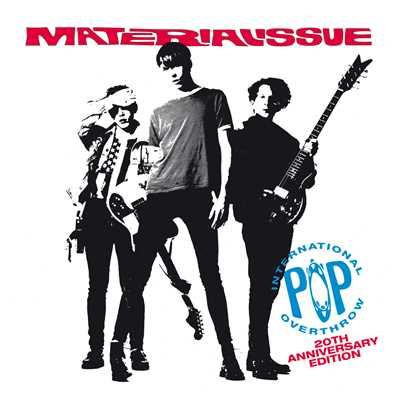 アルバム/International Pop Overthrow 20th Anniversary Edition/Material Issue
