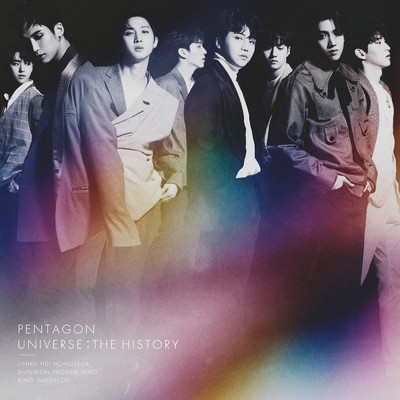 アルバム/UNIVERSE : THE HISTORY/PENTAGON
