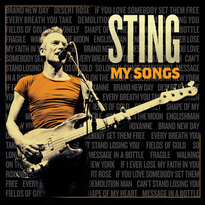 アルバム/My Songs/Sting