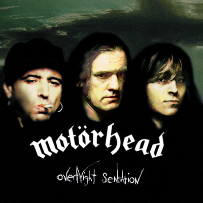 アルバム/Overnight Sensation/Motorhead