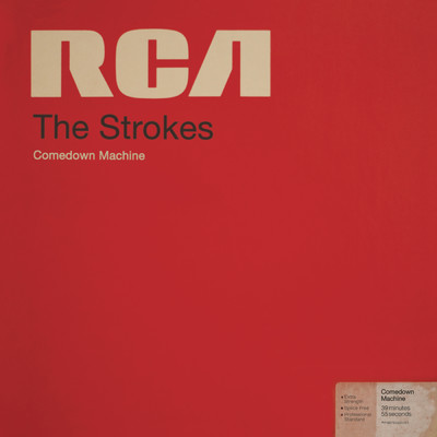 アルバム/Comedown Machine/The Strokes