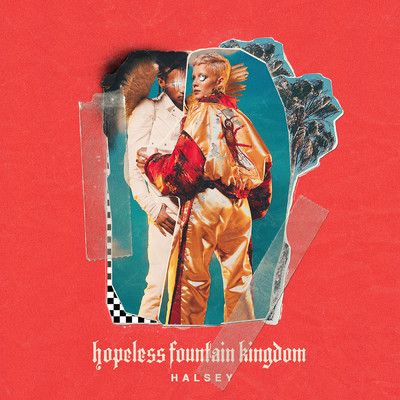 アルバム/hopeless fountain kingdom/Halsey