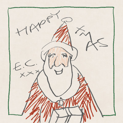 シングル/Away In A Manger (Once In Royal David's City)/Eric Clapton