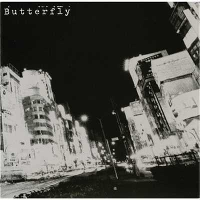 アルバム/Butterfly/BACK-ON