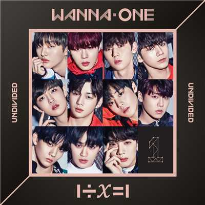 シングル/Sandglass (Prod.Heize)/Wanna One-The Heal