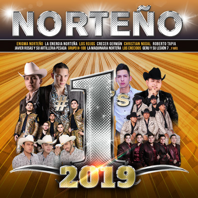 アルバム/Norteno #1's 2019/Various Artists