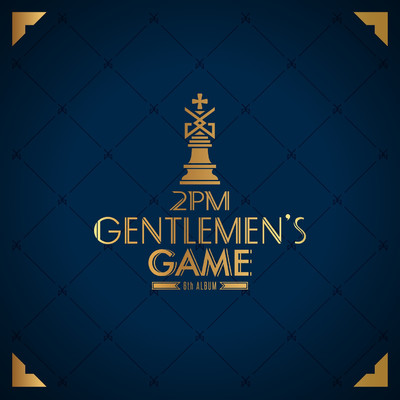 アルバム/GENTLEMEN'S GAME/2PM