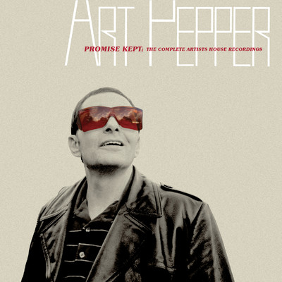 アルバム/Promise Kept: The Complete Artists House Recordings/アート・ペッパー
