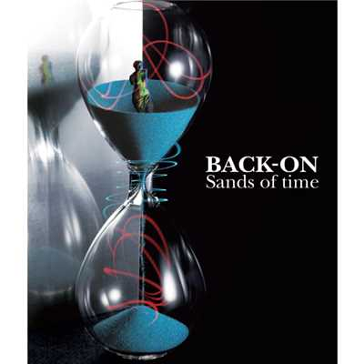 アルバム/Sands of time/BACK-ON