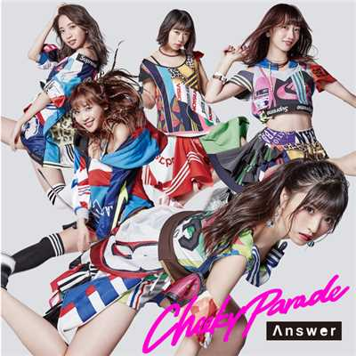 シングル/marigold/Cheeky Parade