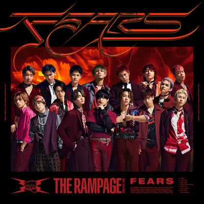 LIVIN' IT UP/THE RAMPAGE from EXILE TRIBE