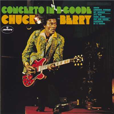 アルバム/Concerto In B Goode/Chuck Berry