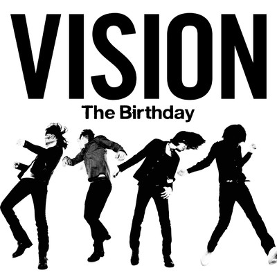アルバム/VISION/The Birthday