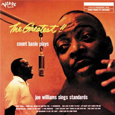 シングル/Come Rain Or Come Shine/Joe Williams/Count Basie