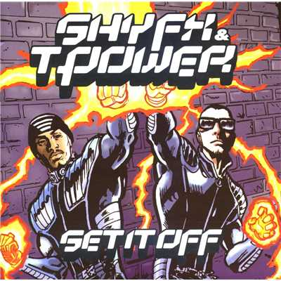 Shy FX & T-Power
