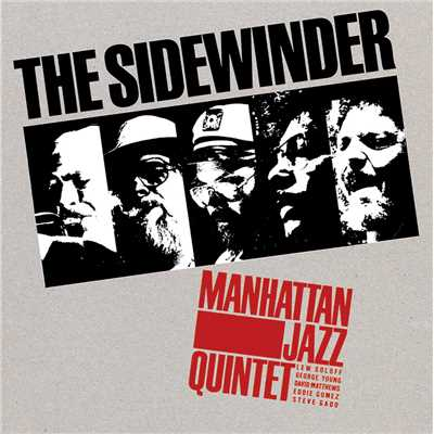 ハイレゾアルバム/THE SIDEWINDER/Manhattan Jazz Quintet