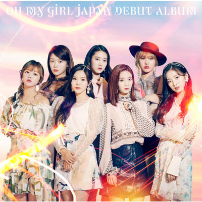 シングル/Secret Garden Japanese ver./OH MY GIRL
