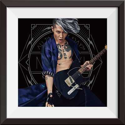 シングル/What's My Name ? (Day 2 mix)/MIYAVI