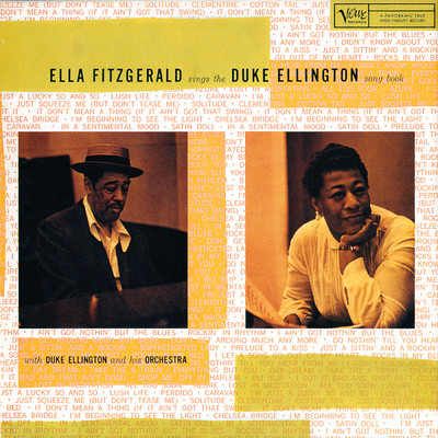 シングル/The E And D Blues (E For Ella And D For Duke)/エラ・フィッツジェラルド/Duke Ellington And His Orchestra