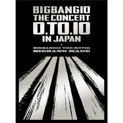アルバム/BIGBANG10 THE CONCERT : 0.TO.10 IN JAPAN + BIGBANG10 THE MOVIE BIGBANG MADE/BIGBANG