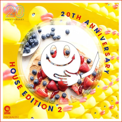 アルバム/20th Anniversary House Edition 2/Various Artists