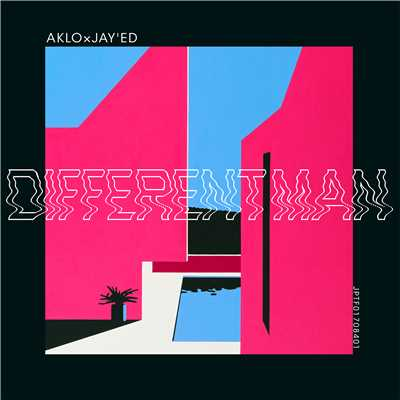 シングル/Different Man/AKLO×JAY'ED