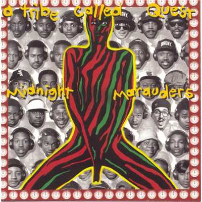 シングル/Award Tour/A Tribe Called Quest