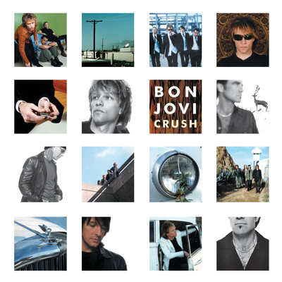 アルバム/Crush/Bon Jovi