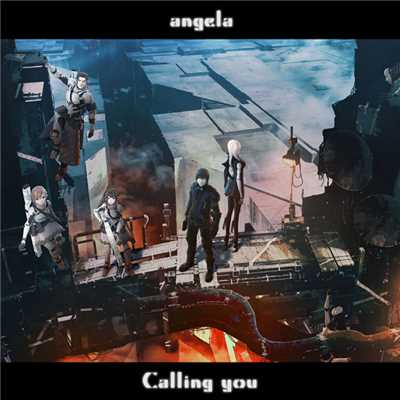 シングル/Calling You/angela