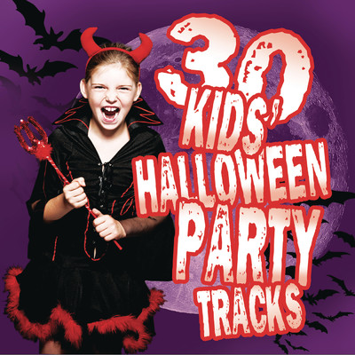 アルバム/30 Kids' Halloween Party Tracks/Cooltime Kids