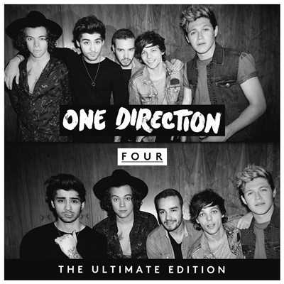 アルバム/フォー (Deluxe Version)/One Direction