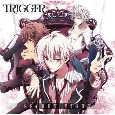 アルバム/SECRET NIGHT/TRIGGER