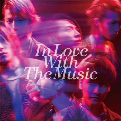 アルバム/In Love With The Music 通常盤/w-inds.