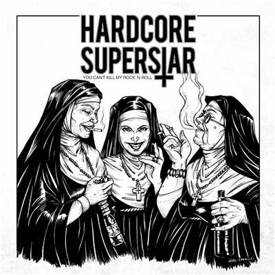 シングル/Baboon/Hardcore Superstar
