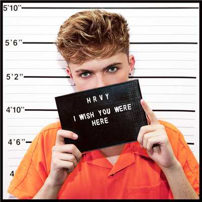 シングル/I Wish You Were Here/HRVY