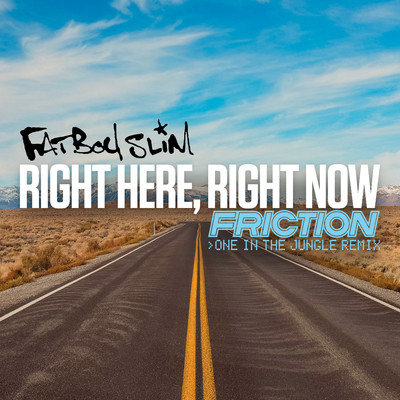 シングル/Right Here Right Now(Friction One in the Jungle Remix) [Instrumental]/ファットボーイ・スリム