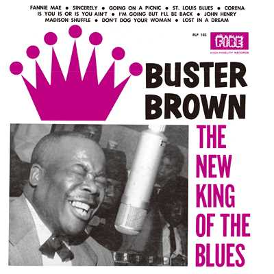 シングル/Doctor Brown/BUSTER BROWN