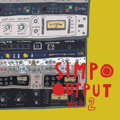 ハイレゾアルバム/SIMPO OUTPUT vol.2/Various Artists