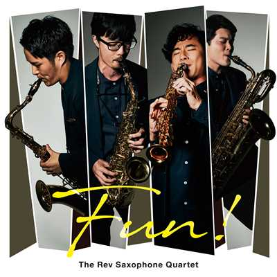 G線上のアリア/The Rev Saxophone Quartet