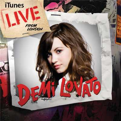 シングル/Get Back (Live From London)/Demi Lovato