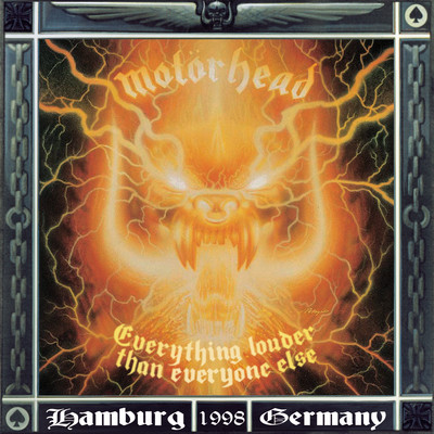 アルバム/Everything Louder Than Everyone Else (Live Hamburg Germany 1998)/Motorhead