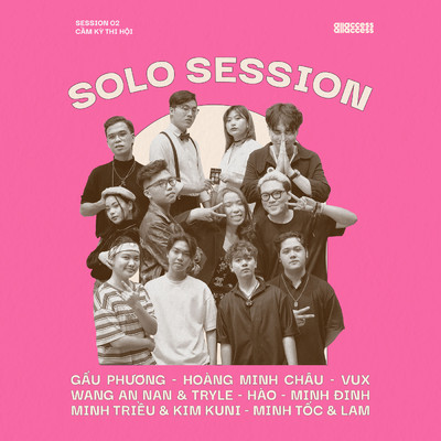 アルバム/Solo Session | Cam Ky Thi Hoi/Various Artists