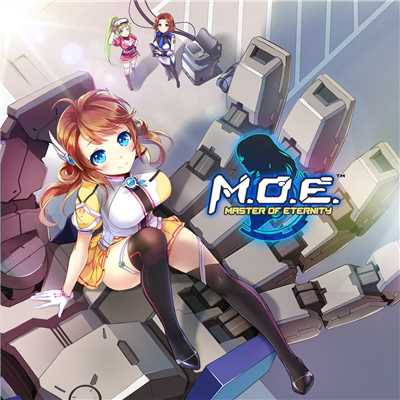 アルバム/M.O.E.: Master of Eternity (Original Game Soundtrack)/Asteria & Eunto