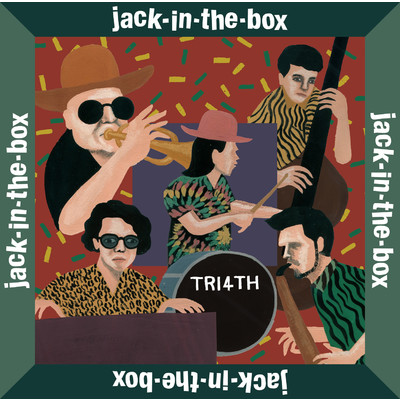 アルバム/jack-in-the-box/TRI4TH