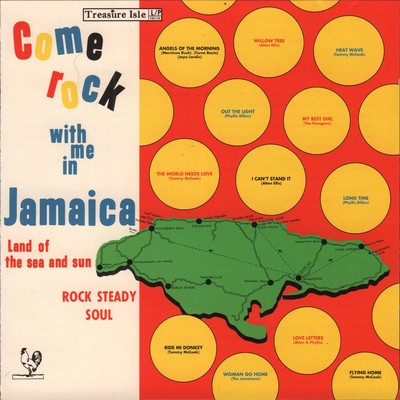 アルバム/Come Rock With Me in Jamaica/Various Artists