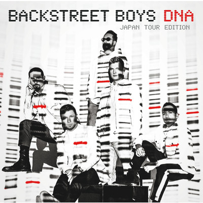 アルバム/DNA Japan Tour Edition/Backstreet Boys