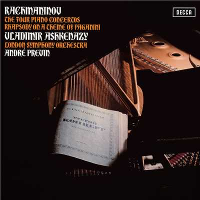 Rachmaninov: Rhapsody On A Theme Of Paganini, Op.43 - Variation 15 (Remastered 2013)/Vladimir Ashkenazy/London Symphony Orchestra/Andre Previn